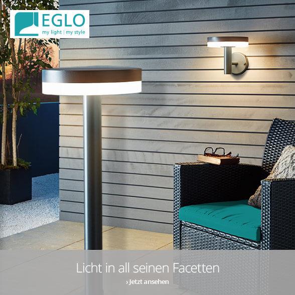 Eglo Aussenleuchten: Licht in all seinen Facetten