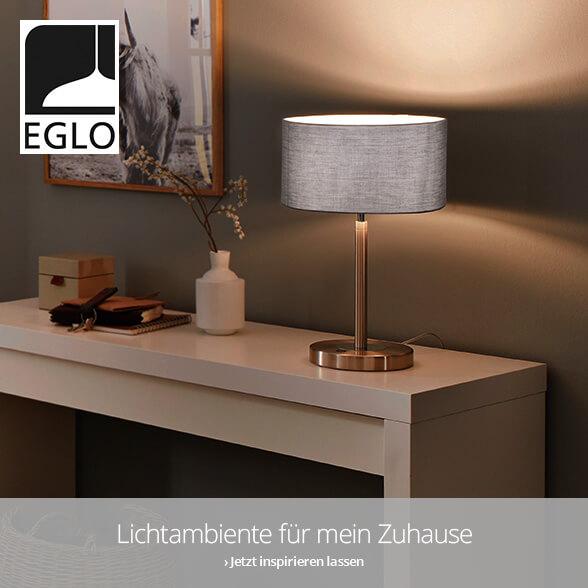 Eglo Innenleuchten: Lichtambiente für mein Zuhause