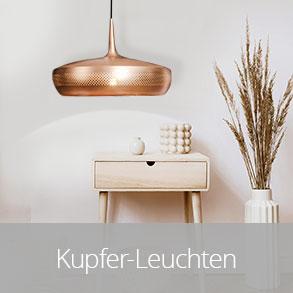 Kupfer-Leuchten