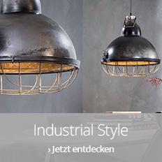 Industrial Style: Wohnen wie im Loft