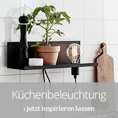 Lichtideen für die Küche