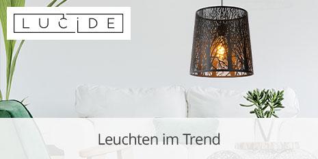 Trend Leuchten von Lucide