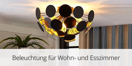 Beleuchtung für Wohn- & Esszimmer