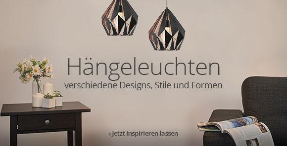 Hängeleuchten: Verschiedene Designs, Stile und Formen