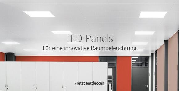 LED-Panels: Für eine innovative Raumbeleuchtung