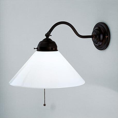 Gibt es Landhaus-Deckenlampen auch mit Schalter?