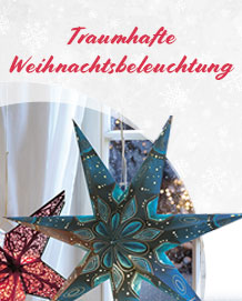 Traumhafte Weihnachtsbeleuchtung - Just on Lampenwelt.ch - Discover now