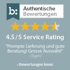 Unsere Kundenbewertungen