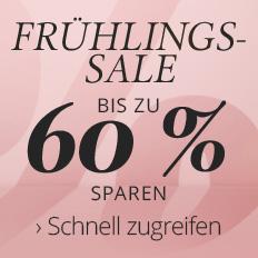 Frühlingssale: Bis zu 60 % sparen