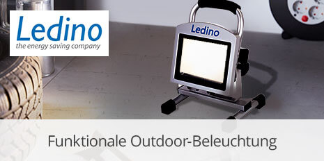 Funktionale Outdoor - Beleuchtung