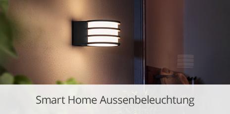 Smart Home Aussenbeleuchtung