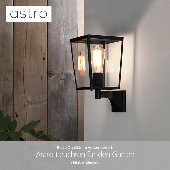 Astro-Aussenleuchten für den Garten