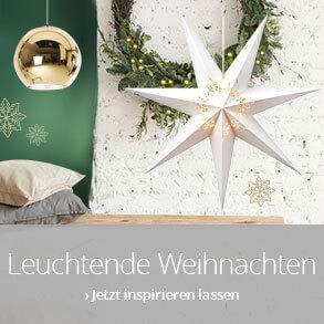 Entdecken Sie unsere leuchtende Weihnachtswelt