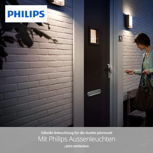 Philips Aussenleuchten