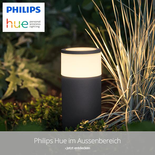 Philips Hue für den Aussenbereich