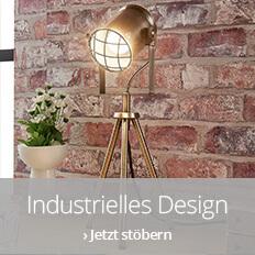 Leuchten im iindustriellen Design