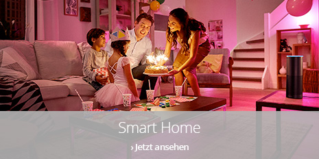 Smart Home-Beleuchtung