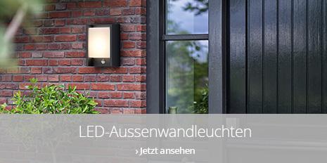 LED-Aussenwandleuchten