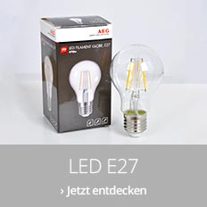 E 27-Leuchtmittel