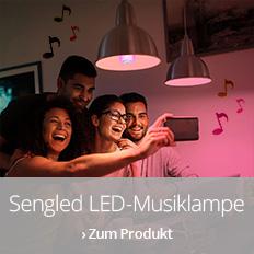 Sengled Musik-Lampe