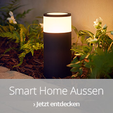 Smart Home für den Aussenbereich
