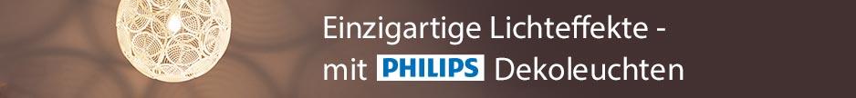 Philips Dekoleuchten
