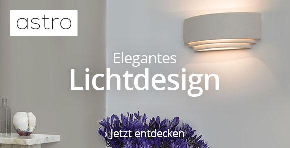 Elegantes Lichtdesign - Astro