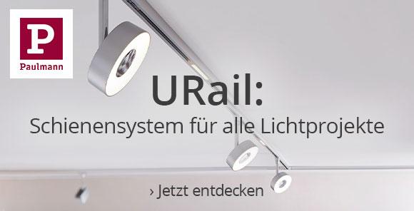 U-Rail - Schienensystem für alle Lichtprojekte