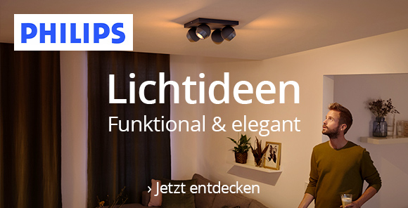 Philips - funktional & elegant