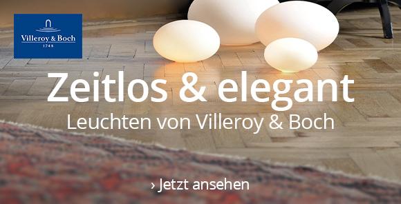 Villeroy & Boch - Zeitlos & elegant