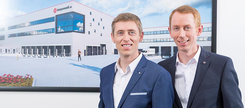 Andreas Rebmann, Thomas Rebmann