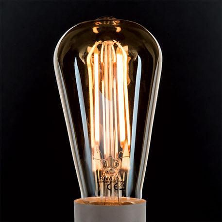 Filament-Leuchtmittel – wie die Glühbirne, nur besser