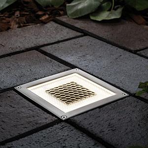 Paulmann Solar Cube LED-Bodeneinbauleuchte