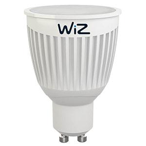 GU10 WiZ LED-Lampe ohne Fernbed.