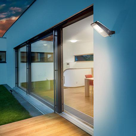 Energieffizienter LED-Strahler Uni tageslicht