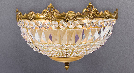 Welche Marken an Kristall-Wandlampen gibt es?