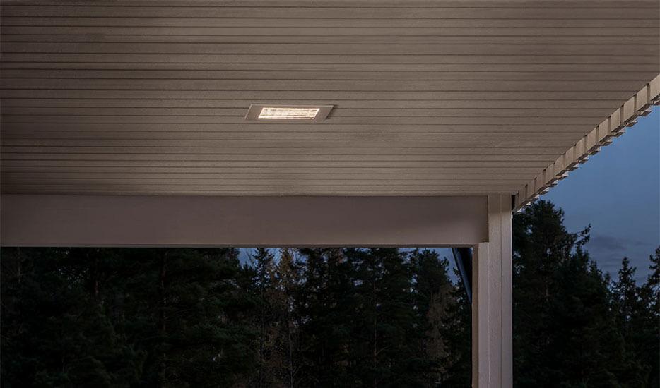 Handmade in EU - LED-Deckeneinbauleuchte Recessed