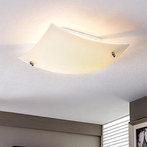 Gewölbte Deckenleuchte Vinzent, E27 LED