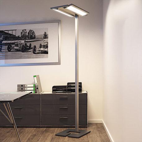 Classic Tec - LED-Stehleuchte für den Arbeitsplatz