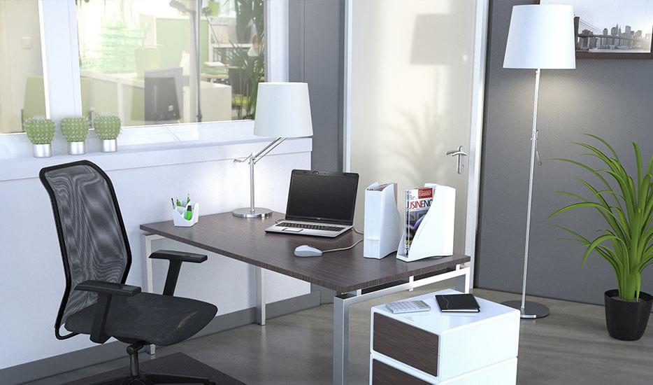 Bürobeleuchtung, darum ist effizientes Arbeiten (auch) eine Lichtfrage
