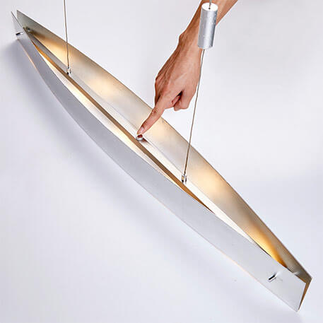 LED-Pendelleuchte Lio