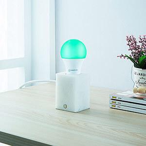 LED-Lampe RGBW mit FB