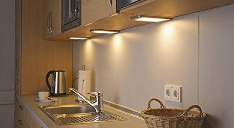 Unterschrankleuchte Küche 2