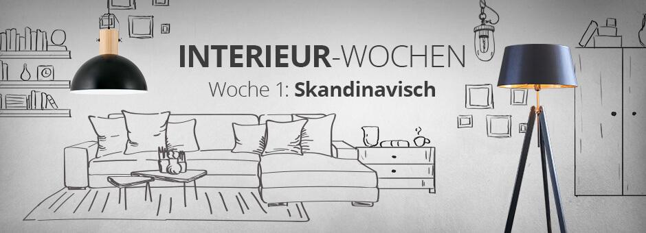 Die Interieur-Wochen bei Lampenwelt.ch