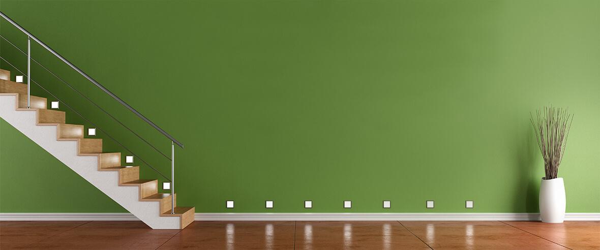 treppenbeleuchtung led innen wohn design. Black Bedroom Furniture Sets. Home Design Ideas