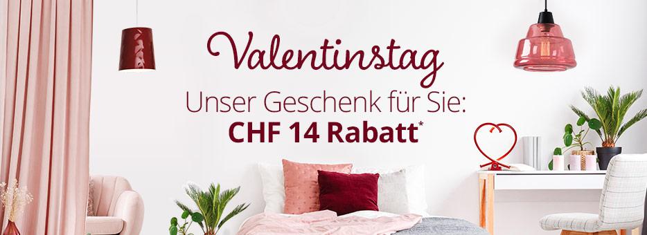 Valentinstag bei Lampenwelt.ch