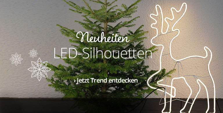 LED-Silhouetten