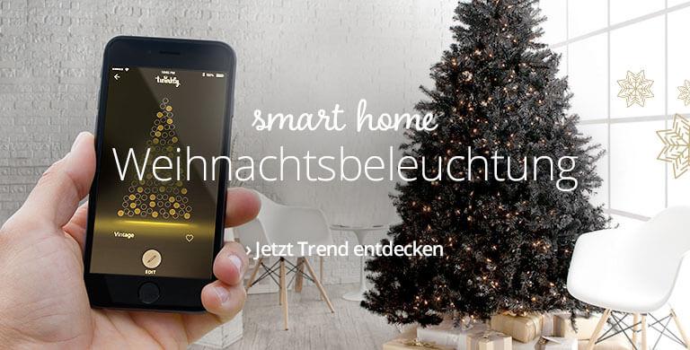 Smart Home Weihnachtsbeleuchtung