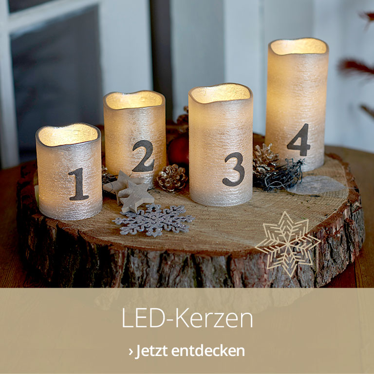 LED-Kerzen