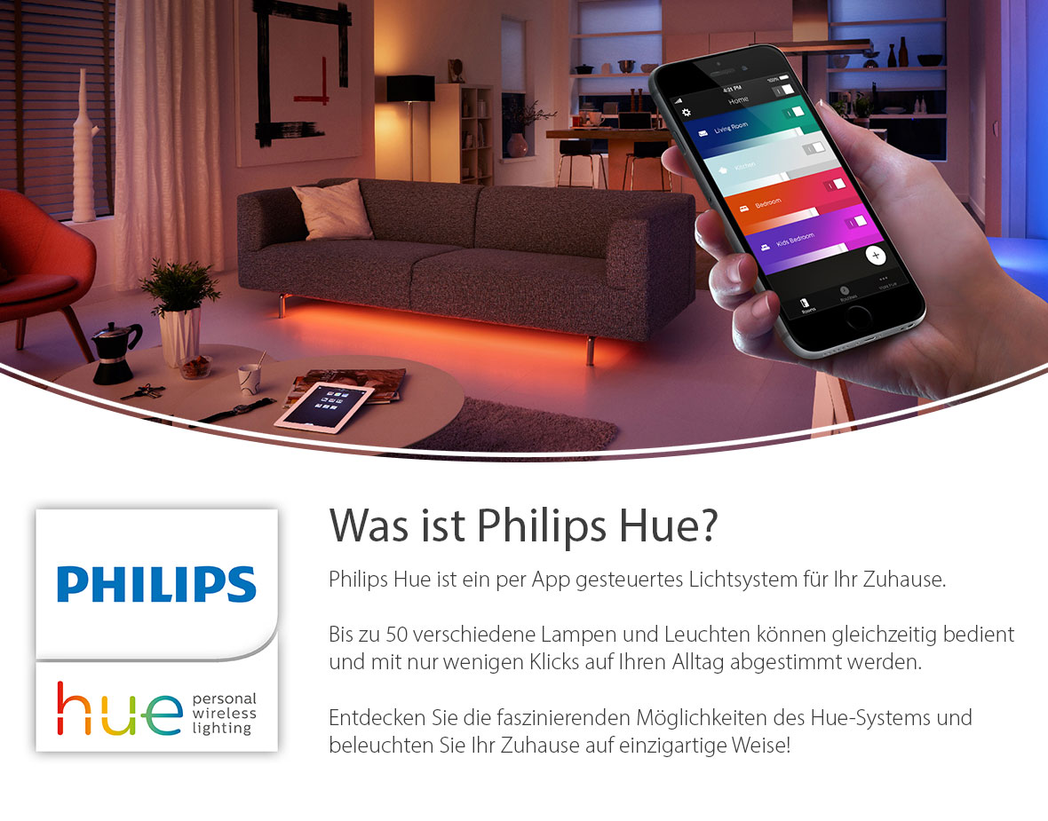 Was ist Philips Hue?